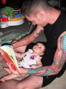 daddyreading
